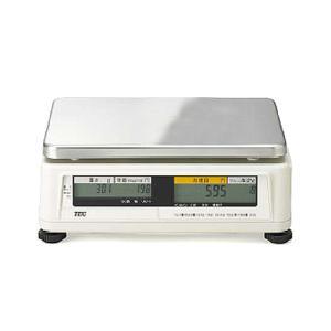 予約受付(納期未定) テック TEC 電子料金はかり SL-2300 幅315×奥行333×高さ12...
