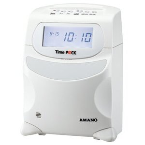 AMANO アマノ タイムレコーダー TIME P@CK III 100 タイムパック 現金決済キャンペーン|topjapan