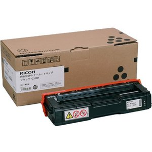 RICOH リコー IPSiO SP トナーカートリッジ ブラック C310H 純正品|topjapan