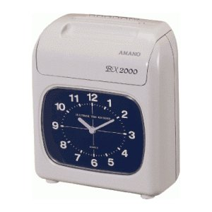 AMANO アマノ タイムレコーダー BX2000|topjapan