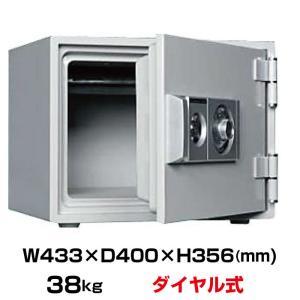 ダイヤセーフ 耐火金庫 D34-1 ダイヤル式