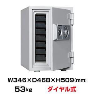 ダイヤセーフ ダイヤルタイプ 耐火金庫 D50-7|topjapan