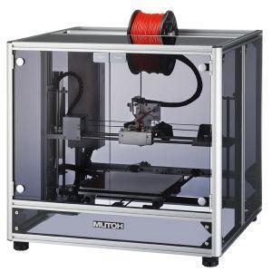 ムトーエンジニアリング 3Dプリンタ MF-1000 本体 Value3D MagiX ブラック|topjapan