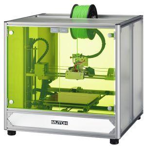 ムトーエンジニアリング 3Dプリンタ MF-1000 本体 Value3D MagiX グリーン|topjapan