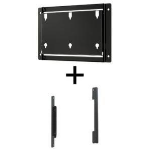 シャープ デジタルサイネージ 壁掛けオプション PN-ZK601+FFP-LC40|topjapan
