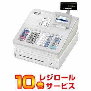 レジスター 本体 シャープ XE-A207 W...の関連商品7