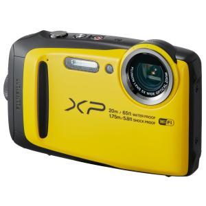 富士フィルム FUJIFILM 防水デジタルカメラ FinePix XP120 イエロー (FX-XP120Y) 新品|topone1