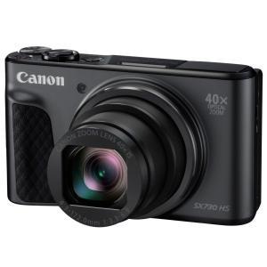 キヤノン CANON PowerShot SX730 HS ブラック コンパクトデジタルカメラ 光学40倍ズーム 新品|topone1