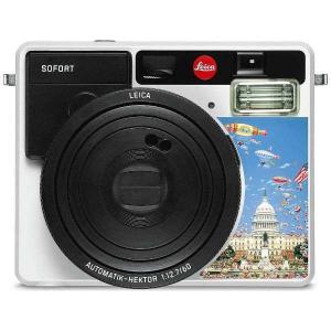 ライカ Leica ゾフォート ヒロヤマガタモデル ホワイト インスタントカメラ 新品|topone1
