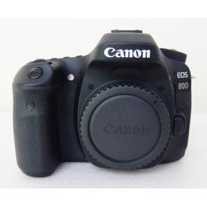 キヤノン Canon EOS 80D EF-S18-135 IS USM レンズキット デジタル一眼レフカメラ 店頭展示品|topone1