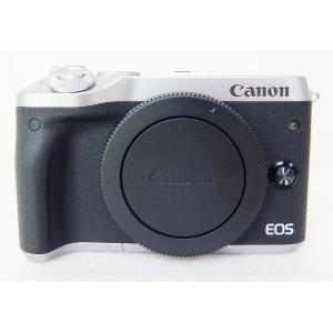 キヤノン Canon EOS M6 EF-M18-150 IS STM ミラーレス一眼カメラ レンズキット シルバー 店頭展示品|topone1