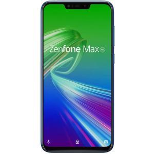 新品 エイスース ASUS ZenFone Max (M2) ZB633KL-BL64S4/A スペースブルー (メモリ4GB/ストレージ64GB) SIMフリースマートフォン 日本正規代理店品|topone1