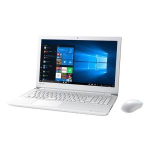 ダイナブック dynabook PT45GWS-SEC3 リュクスホワイト (PT45GWP-SEAベースモデル) Celeron/4GB/HDD1TB フルHD 15.6型 ノートパソコン 正規Office付 新品 topone1