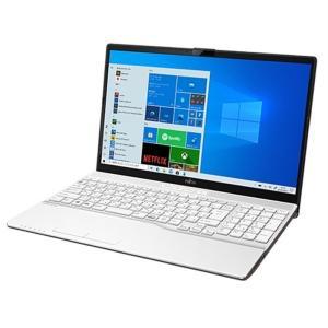 富士通 FUJITSU FMV LIFEBOOK FMVA30F1W AMD 3020e/4GB/SSD256GB 15.6型ワイド ノートパソコン 正規Office付 Windows10 新品 topone1