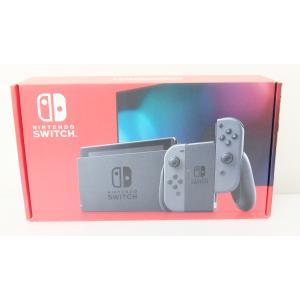 ニンテンドー Nintendo 任天堂 スイッチ Switch 本体 グレー 新モデル HAD-S-KAAAA 新品|topone1