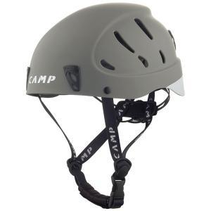 カンプ CAMP ヘルメット アーマー Armour グレー Lサイズ 5259533|toppin