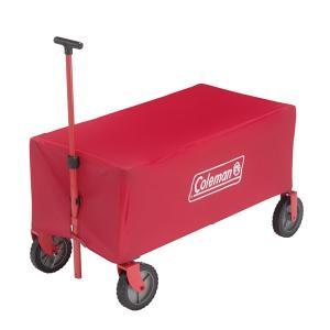 雨風から荷物を守る、アウトドアワゴン用レインカバー。 荷物の落下も防止します。 収納ケース付き。  ...
