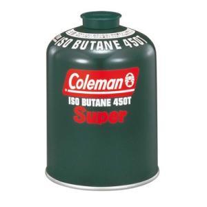 コールマン ガスカートリッジ 純正イソブタンガス燃料 Tタイプ スーパー 470g 5103A450T