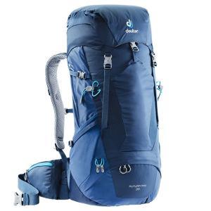 余裕ある容量を持つマルチデイハイキング用パック。 エアコンフォートセンシックプロのメッシュパネルはフ...