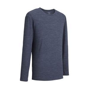 ベビー服のような柔らかさとシルクを思わせる上質な光沢感が特長の薄手のロングスリーブTシャツです。 素...