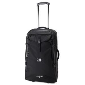 背負える大容量のキャリーバッグ。 現地行動に便利なトートバッグ付き。  容量:70L サイズ:H70...