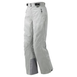 特に冷えやすい尻とひざ部分に、薄手ながら抜群の保温力を発揮するシンサレートを封入したパンツです。 防...