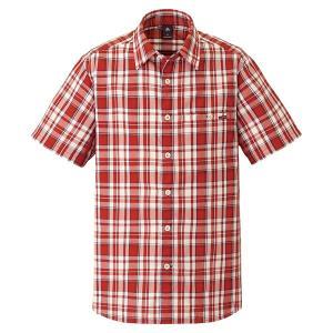 薄手の素材を使用したシャツです。 片胸ポケット仕様のシンプルなデザインで、フィールドから日常使いまで...