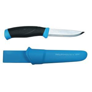 スウェーデン製の素晴らしい切れ味のナイフです。 ハンドルの長さの3/4程度までブレードが押し込まれて...