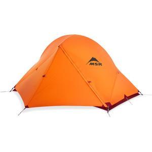 短期の雪山登山やバックカントリースキーでの使用を想定した、軽量なオールシーズンモデルのテント。 両端...