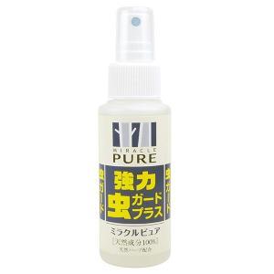 天然木酢液の虫を寄せつけない成分とペパーミントの忌避作用を利用した 天然成分100%の安全な強力虫ガ...