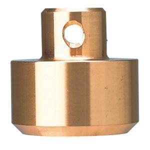 ペグハンマーPro.Cのヘッドの素材には、柔軟な銅を使用しています。打ち込み時にペグのヘッドに対して...