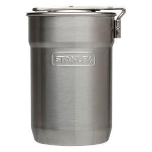 スタンレー STANLEY キャンプクックセット 0.71L シルバー 01290-012