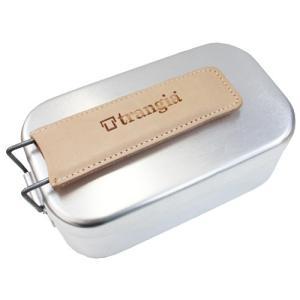 メスティン/ラージメスティンのハンドルに取り付けて使用できるハンドルカバーです。  素材:レザー  ...
