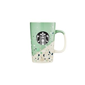 【Starbucks】2020' Terrazzo mint siren mug 355ml *日本...