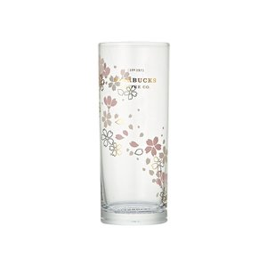 【Starbucks】2020 Cherry blossom color chaging glass...