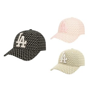 [MLB KOREA] LA Dodgers Monogram curve 調節 cap **日本未...