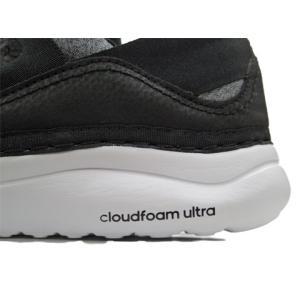 【送料無料】adidas cloudfoam ultra ZENアディダス クラウドフォーム ウルトラ ゼン AQ5857 ブラック/ホワイト|tops-m|03