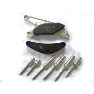 エンジンスライダー GSXR600/750 CNC アルミ削り出し06-12|topsense