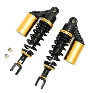 シグナスX SR FI リア サスペンション 調整式 リアショック RFY ローダウン 280mm ブラック ゴールド|topsense