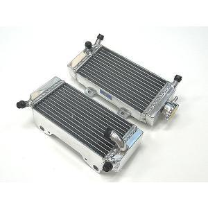 CRF250 CRF250L CRF250X 04-09 ラジエター ラジエーター 左右 topsense