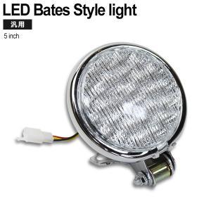 汎用 5インチ LED ベーツライト ドラッグスター スティード|topsense