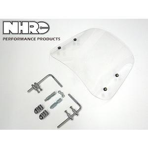 NHRC X'PRO100 ウインドシールド スクリーン 風防 SYM|topsense