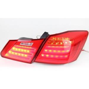 アコード ハイブリッド CR5 CR6 ファイバー LED テールランプ|topsense