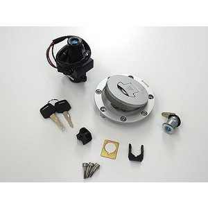 NSR250R/SE MC18 MC21 MC28 タンクキャップ セット キー 4点set|topsense