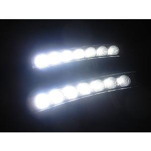 フェアレディZ Z33 前期 ハイパワー LED 合計14W デイライト 白|topsense