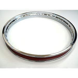 鉄リム リム 17×1.4 36H カブ CB50 CD50 DT50 C50 C90 CT110|topsense