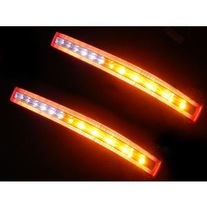 フェアレディZ Z33 LED リアバンパー ウインカー バックランプ フォグランプ コーナーランプ セット クリア LEDフォグ LEDウインカー LEDバックランプ 3機能|topsense
