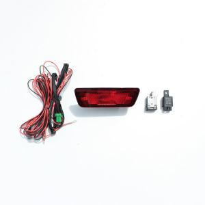 日産 エクストレイル T32 バック フォグランプ キット フルセット 外装 リヤフォグ 純正適合 社外品 カスタムパーツ スイッチ付|topsense