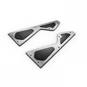 NMAX ステップボード フートパネル NMAX125 NMAX155 フットパネル 純正 カスタム パーツ フロアボード 外装 プロテクター フットレスト エヌマックス|topsense