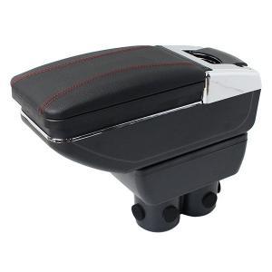 スズキ ジムニー JB23 JB33 JB43 アームレスト コンソールボックス 純正ホルダー対応 社外品 ブラック カスタムパーツ 小物 収納 トレイ|topsense